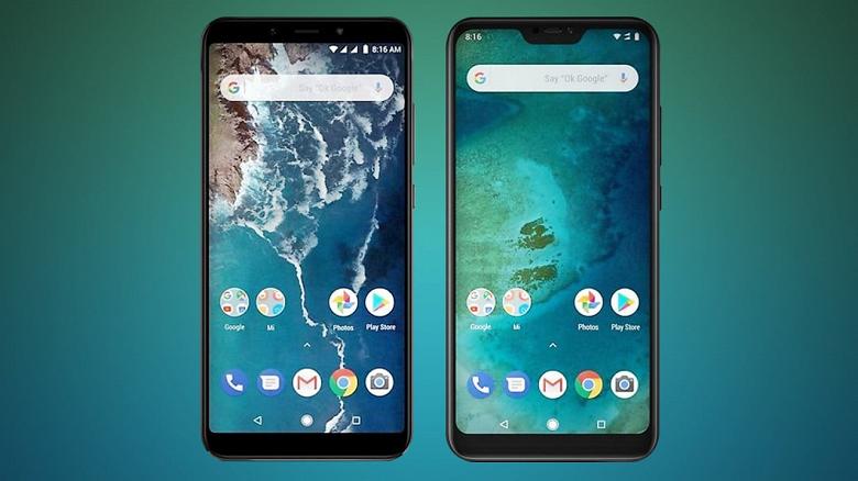 Объявлены цены и дата выхода смартфонов Xiaomi Mi A2 и Mi A2 Lite в России