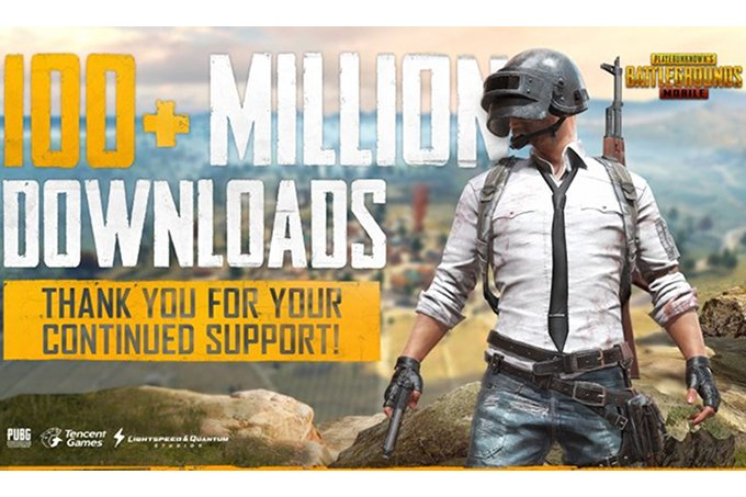 PUBG-Mobile-surpasses-100-million-downlo