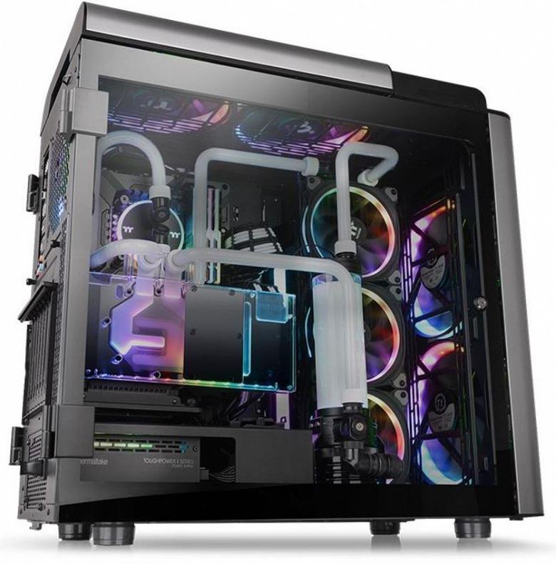 Ассортимент Thermaltake пополнили корпуса Level 20 GT RGB Plus Edition и Level 20 GT Edition