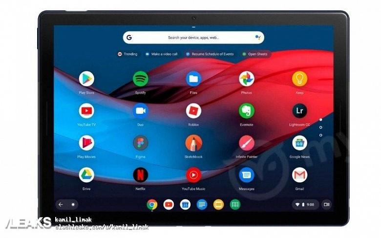 Google Pixel Slate использует не ОС Android, а Chrome OS. Он оснащен стереофоническими громкоговорителями на фронтальной панели (вполне в духе Pixel 3), ...