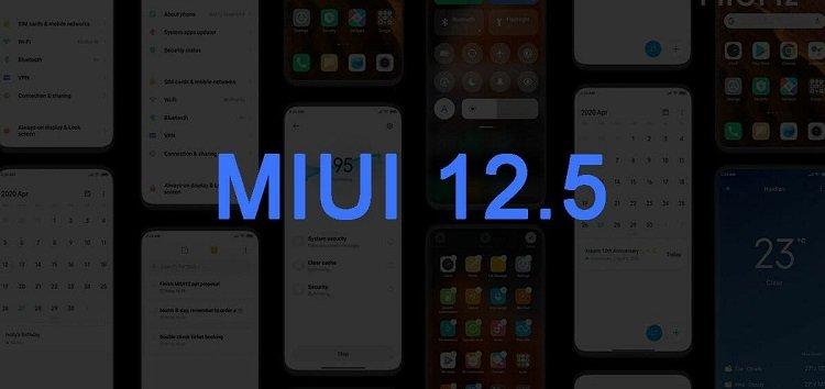 Какие смартфоны Xiaomi, Redmi и Poco обновятся до MIUI 12.5, почти 8 десятков моделей