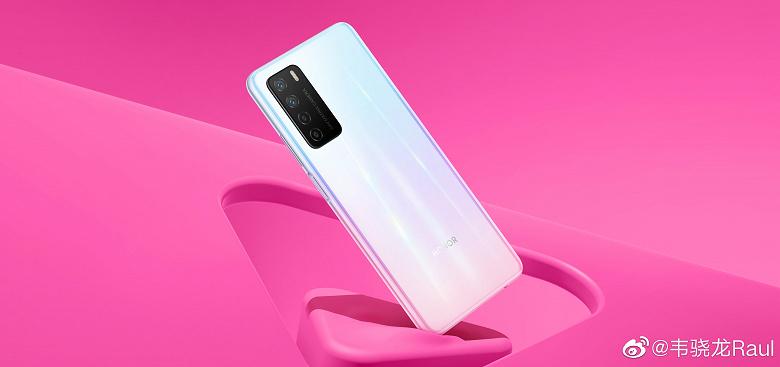 Огромный среднебюджетный смартфон Honor с 5G на официальных изображениях. Honor Play 4 представят через несколько дней