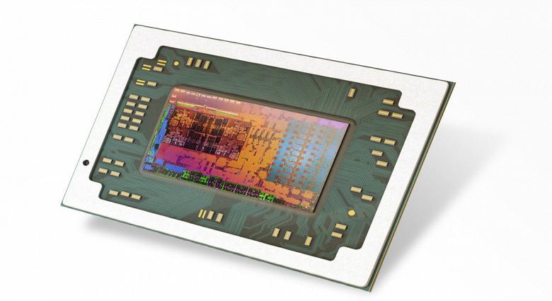 Графическое ядро процессора Ryzen 7 4700U почти не уступает дискретной GeForce MX350