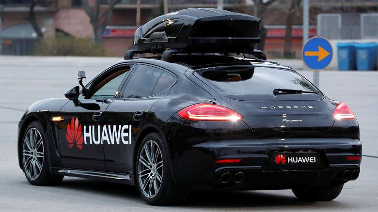 Huawei и еще 18 автопроизводителей создают «автомобильную экосистему 5G»