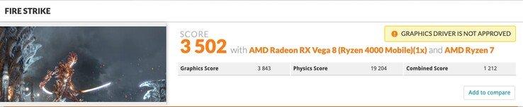 AMD Ryzen 7 4800U обходит по производительности Intel Core i7-10750H при втрое меньшем энергопотреблении