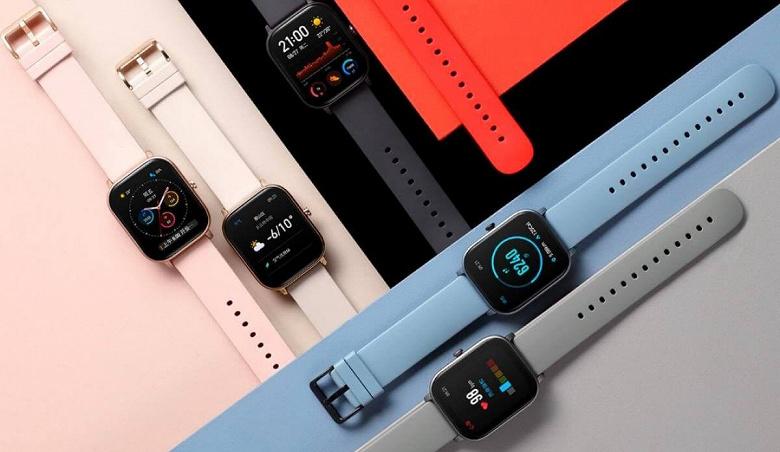 Часы Amazfit и браслеты Xiaomi Mi Band так популярны, что Huami нарастила выручку даже во время пандемии