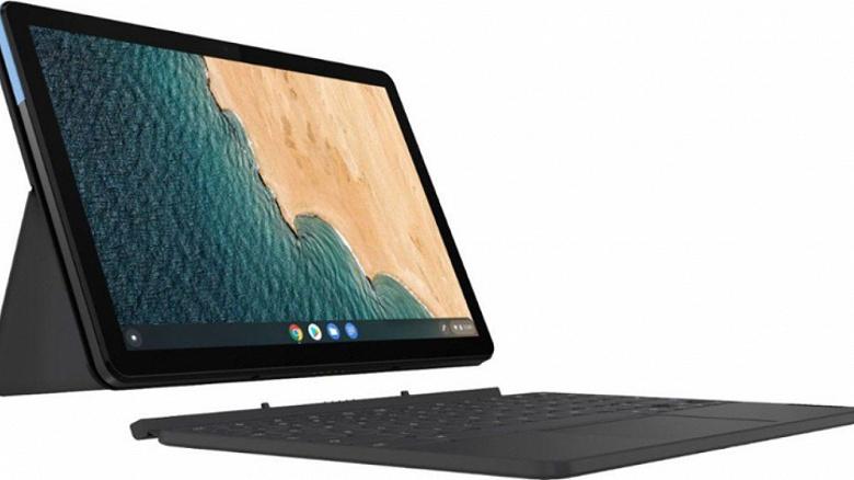 Доступный хромбук-планшет Lenovo Duet Chromebook поступил в продажу