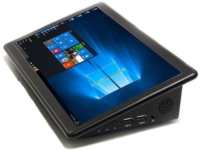 Полноценный моноблок с процессором Intel и 11-дюймовым экраном за 100 долларов. Это цена на Gole11 в рамках кампании на Indiegogo