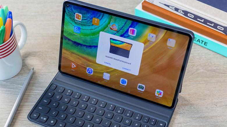 Самый дорогой планшет Huawei наконец-то поступает в продажу. За топовую версию просят без малого 1000 долларов