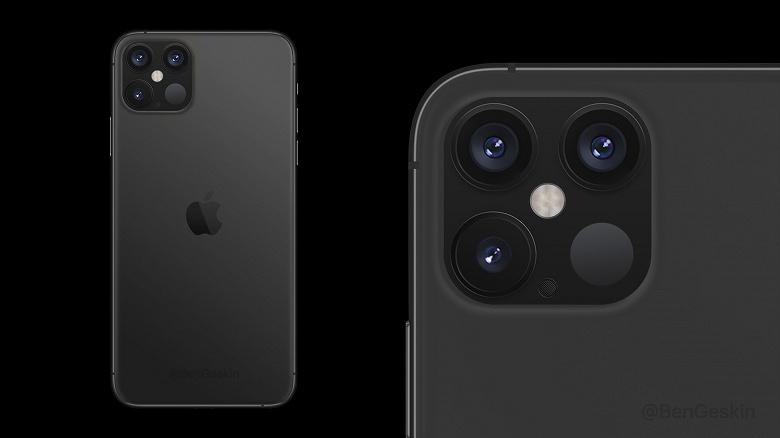 iPhone 12 получит двустороннюю беспроводную зарядку по NFC