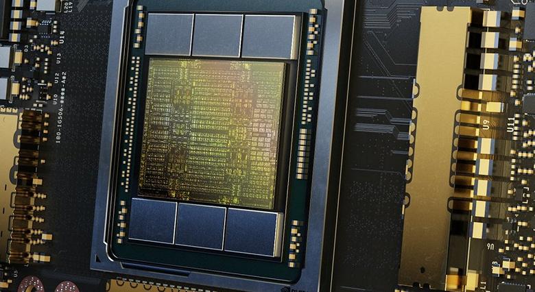 Чудовищный графический процессор Nvidia GA100 поколения Ampere, как оказалось, не имеет аппаратной поддержки трассировки лучей