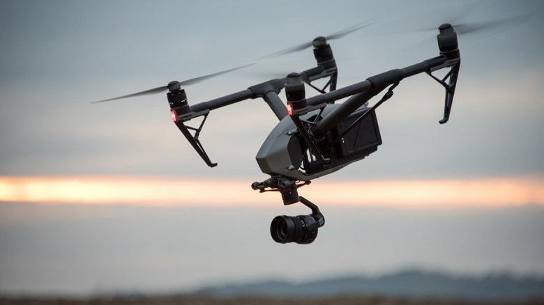 В этом году продажи коммерческих дронов сократятся на 12%