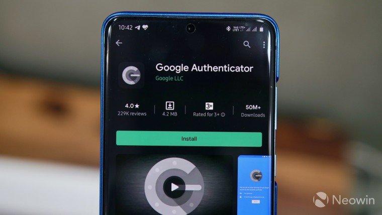 Google осчастливила поборников безопасности. Google Authenticator получил долгожданное обновление