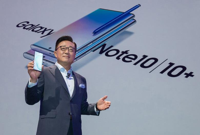 Samsung впервые представит флагман таким способом. Презентация Galaxy Note20 пройдёт только онлайн