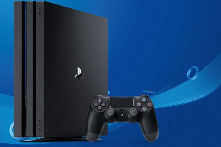 Sony улучшила производительность PlayStation 4