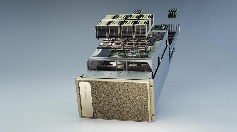 В Nvidia Ampere A100 насчитывается 54 миллиарда транзисторов