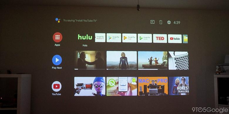 Android TV больше не будет таким, как прежде. Google меняет интерфейс умных телевизоров и готовит миниатюрную приставку