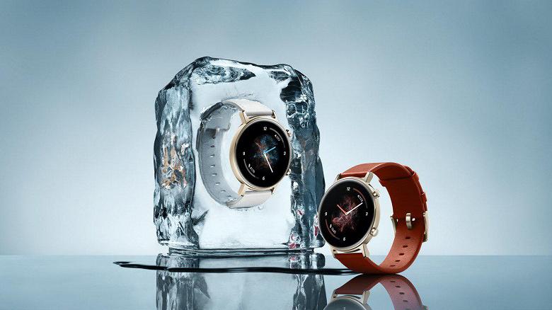 Важное обновление умных часов Huawei Watch GT 2. Появилось дистанционное управление камерой и «сотня» новых спортивных режимов