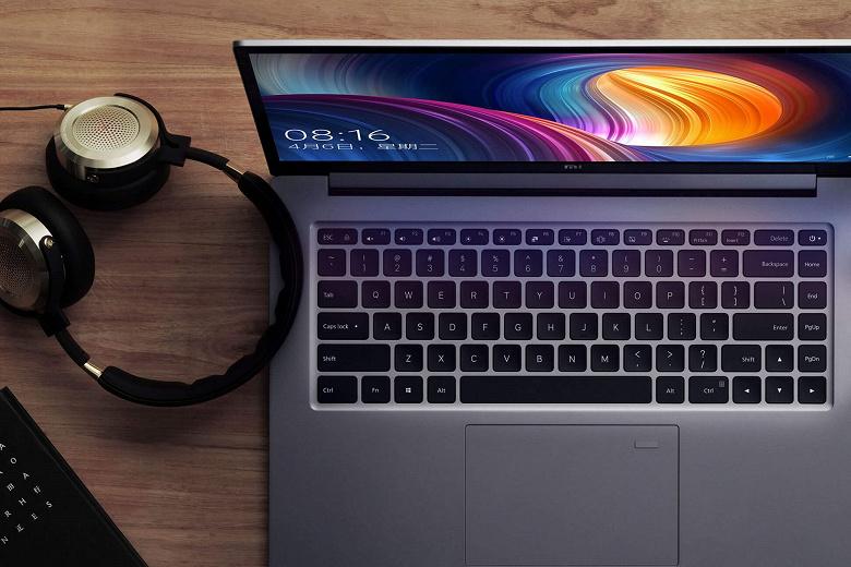 Xiaomi дразнит новым ноутбуком Xiaomi Mi Notebook