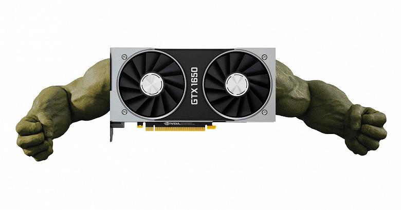 Та самая GeForce GTX 1650 «на стероидах». Модель GeForce GTX 1650 Ultra интересна лишь графическим ядром