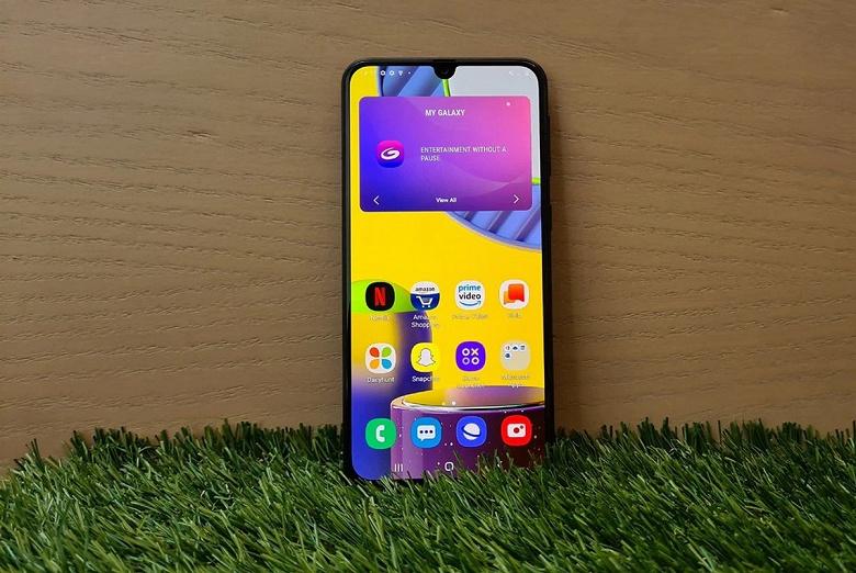 Samsung продолжит создавать монстров автономности за небольшие деньги. Galaxy M31s получит аккумулятор ёмкостью 6000 мА·ч