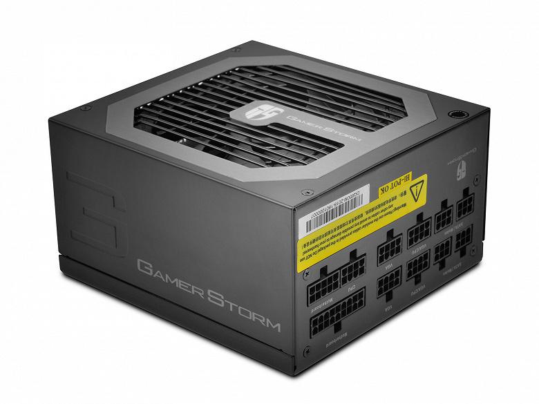 Блоки питания DeepCool GamerStorm DQ-M оснащены модульными кабельными системами