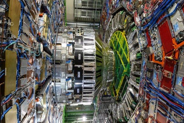 ЦЕРН планирует постройку нового ускорителя