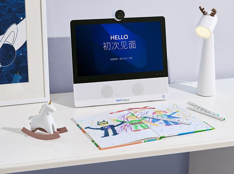 Xiaomi представила моноблок с сенсорным экраном NextClass.ai NX1