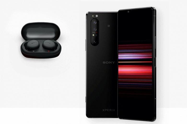 Чехол вместо наушников. Sony не рассчитала спрос на Sony Xperia 1 II