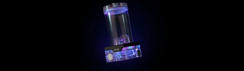 В агрегате EK-Quantum Kinetic TBE 160 DDC Body D-RGB не хватает помпы