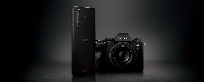 Sony открыла предзаказ на Sony Xperia 1 II в России. Самая низкая цена в мире и наушники за 10 тысяч рублей в подарок