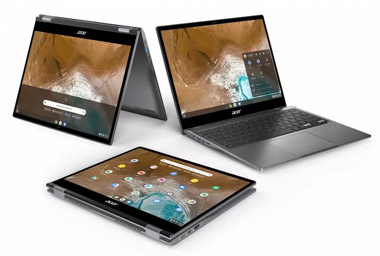 Acer представила ударопрочные ноутбуки по цене от $259