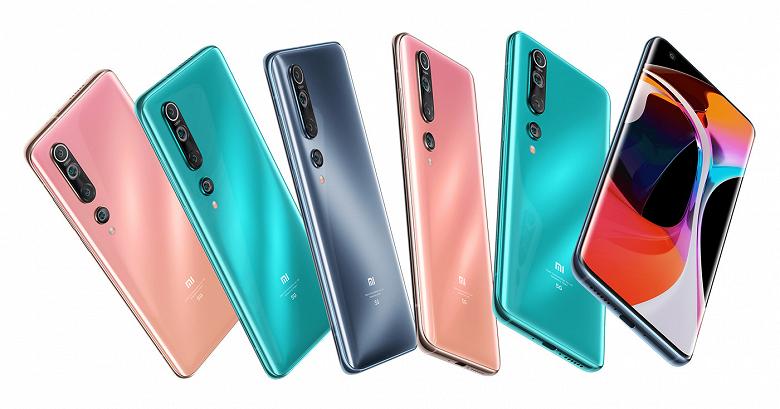 Xiaomi Mi 10 продолжает дешеветь у себя на родине