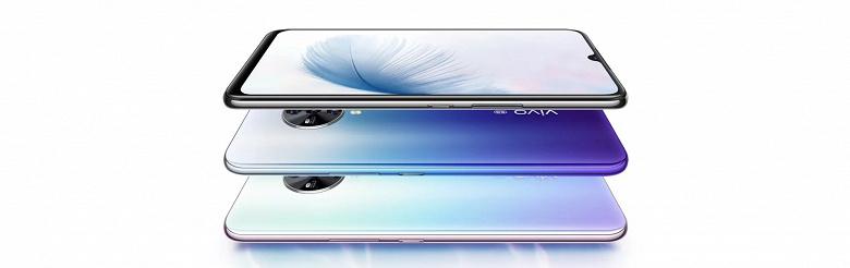 Продано более миллиона смартфонов Vivo S6