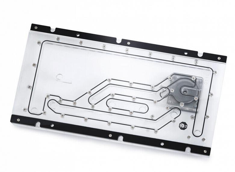 Агрегат Bitspower Touchaqua Sedna O11D Lite-F предназначен для систем, собранных в корпусе Lian Li O11 Dynamic
