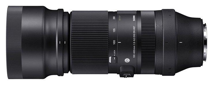 Представлен объектив Sigma 100-400mm F5-6.3 DG DN OS | Contemporary