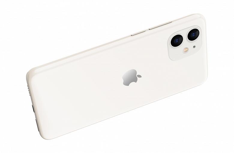 iPhone 12 во всех цветах на качественных рендерах