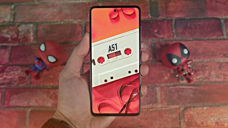 Обновлённая версия самого продаваемого смартфона Samsung переедет на платформу Qualcomm. Galaxy A51s 5G получит Snapdragon 765G