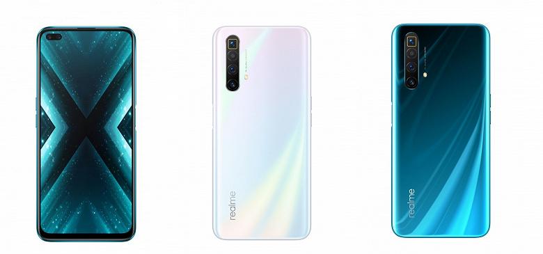 5-кратный оптический зум в смартфоне за 39 990 рублей. В России вышел Realme X3 SuperZoom
