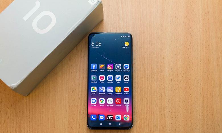 Xiaomi CAS на Snapdragon 865, Redmi Cezanne на Dimensity 1000+ и более доступные смартфоны на подходе