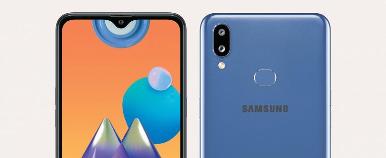 Samsung пошла по стопам Xiaomi и Redmi. Новенький Galaxy M01s на самом деле является переименованной версией уже вышедшей модели