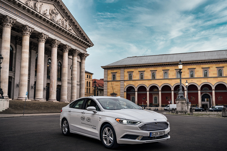 Mobileye разрешили тестировать самоуправляемые автомобили на германских дорогах со скоростью до 130 км/ч