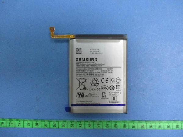 Samsung Galaxy M41 шокирует емкостью аккумулятора