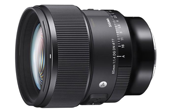 Появилась информация об объективе Sigma 85mm F1.4 DG DN с креплением Sony E, включая цену