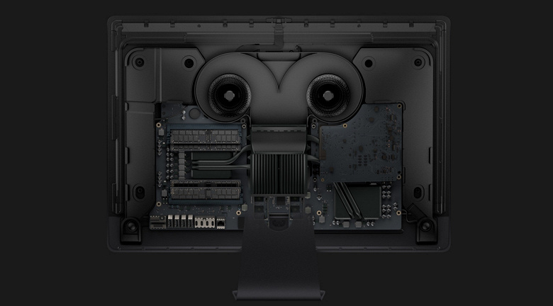 Apple бесплатно сделала базовый iMac Pro более производительным