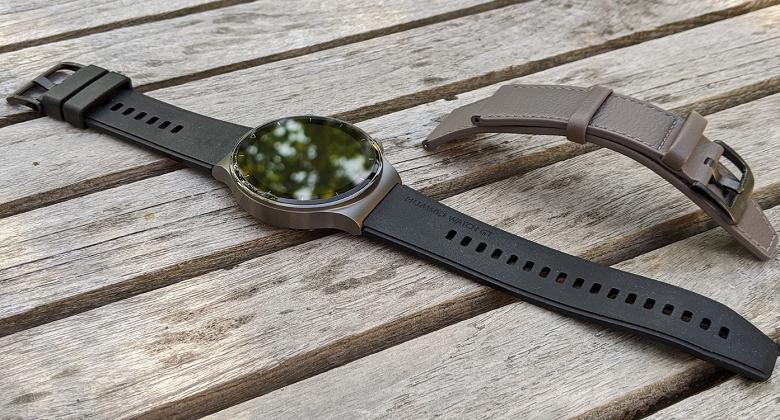 Новейшие флагманские умные часы Huawei получат модификацию с функцией получения ЭКГ. Текущая версия Watch GT 2 Pro этого не умеет