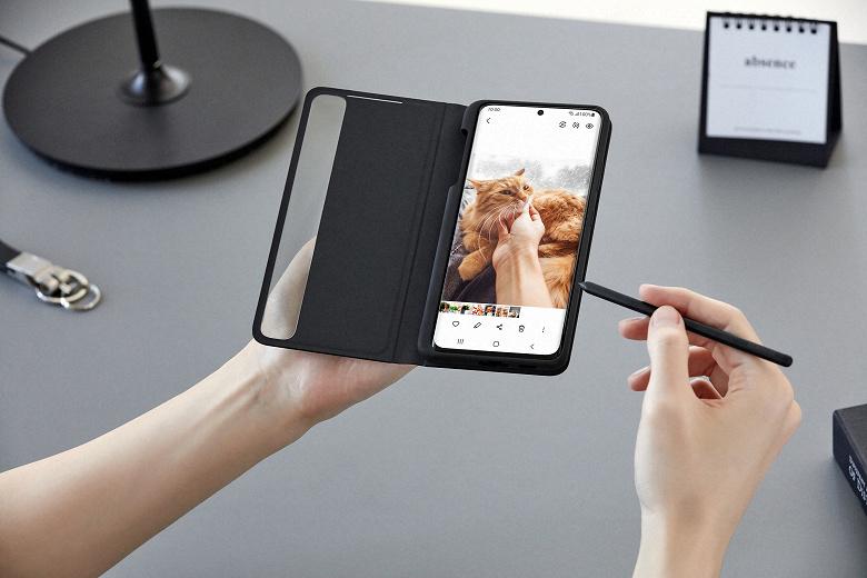 Камеру и сканер отпечатков пальцев Samsung Galaxy S21 Ultra оперативно улучшили до начала продаж