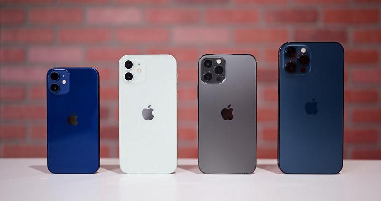 iPhone 12 продаются так хорошо, что могут позволить Apple установить новый рекорд Аналитики стоят смелые прогнозы на 2021 год