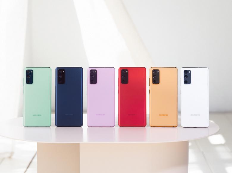 Доступный флагман Samsung Galaxy S20 FE не попал даже в топ-30 лучших камерофонов