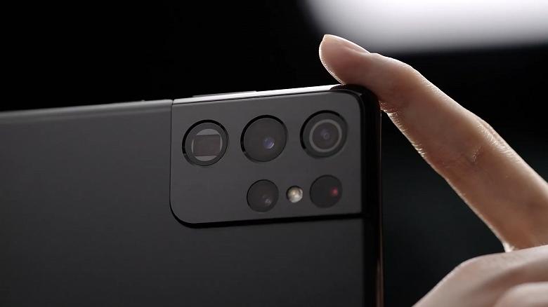 Samsung Galaxy S21 Ultra проигрывает младшему Galaxy S21, как минимум, в одной дисциплине. Это замедленная съёмка